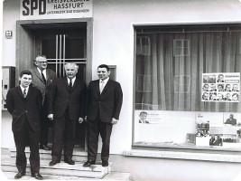 Bild 7 Bürgerbüro Haßfurt 1969