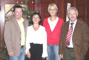 Wolfgang Brühl, Nilgüh Bolzkurt, Susanne Kastner, Ludwig Leisentritt
