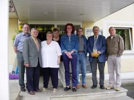 Günther Selig, Heiner Schneier, Marg. Stahl, Erika Schmid, Karin Westphal, Rainer Betz, Ludwig Leisentritt, Helmut Trautner