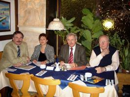 Bernhard Ruß, Nilgün Botzkurt, Ludwig Leisentritt, Emil Däschner