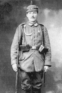 Leonhard Schnaus 1914