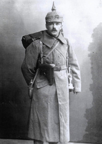 Oskar Winkler im Weltkrieg