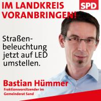 Bastian Hümmer SPD Sand